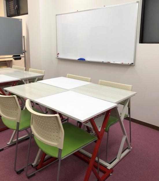 クレド久が原学習塾教室風景